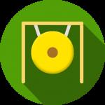 Meditation Music Logo